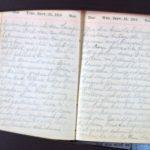 Tagebuch von Walter Kersten auf den Philippinen, item 43