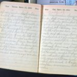 Tagebuch von Walter Kersten auf den Philippinen, item 44