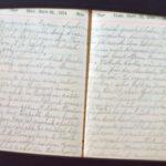 Tagebuch von Walter Kersten auf den Philippinen, item 46