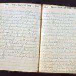 Tagebuch von Walter Kersten auf den Philippinen, item 47