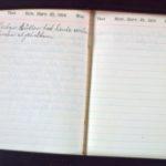 Tagebuch von Walter Kersten auf den Philippinen, item 49
