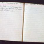 Tagebuch von Walter Kersten auf den Philippinen, item 50