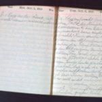 Tagebuch von Walter Kersten auf den Philippinen, item 53