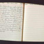 Tagebuch von Walter Kersten auf den Philippinen, item 54