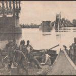 Camarazi de război pe malul râului Sava, Belgrad