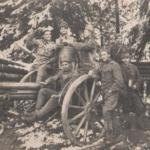 Fotografii - cărţi poştale din arhiva familiei Szabó din timpul Primului Război Mondial