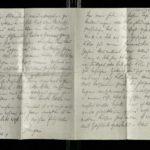 Feldpostbriefe und Feldpostkarten von Hauptmann Eugen Hahn aus Bösingen