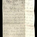 Feldpostbriefe und Feldpostkarten von Hauptmann Eugen Hahn aus Bösingen, item 19