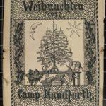 """Zeichnungen, Lagerzeitungen und Dokumente aus dem Kriegsgefangenenlager """"Camp Handforth"""" in England  von Wilhelm Jansen-Joerde"""