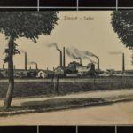 Postkarten aus Duss/Lothringen von Konrad Mergner