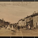 Postkarten aus den lothringischen Städten Rixingen und Anslingen von Konrad Mergner, item 12