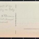 Postkarten aus den lothringischen Städten Montreux, Foulcrey und Blâmont von Konrad Mergner, item 36