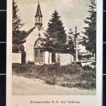 Postkarten aus den lothringischen Städten Montreux, Foulcrey und Blâmont von Konrad Mergner, item 48