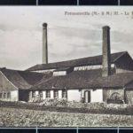 Postkarten aus den lothringischen Städten Montreux, Foulcrey und Blâmont von Konrad Mergner, item 49