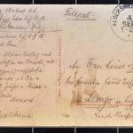 Postkarten aus Herxheim, Annweiler und Albertsweiler von Konrad Mergner, item 4