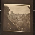 Fotos und Postkarten aus den lothringischen Städten Parroy und Monacourt von Konrad Mergner
