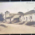 Postkarten aus den lothringischen Städten Coincourt und Réchicourt-la-Petite von Konrad Mergner