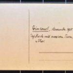 Postkarten aus den lothringischen Städten Coincourt und Réchicourt-la-Petite von Konrad Mergner, item 8
