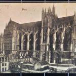 Postkarten aus Metz und Diedenhofen von Konrad Mergner
