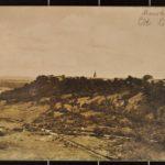 Postkarten aus der Umgebung von St. Mihiel von Konrad Mergner