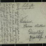 Feldpostkarten an Anna Müther aus Düsseldorf, item 20