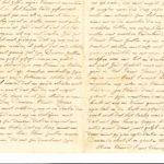 Brieven van familieleden en vrienden aan soldaat Jean-François Van Hoey