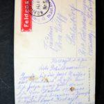 Feldpostkarten an Frl. Rosa Welsch, Göppingen, item 14