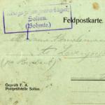 Correspondentie van Pieter Godfried Bruelemans vanuit kamp Soltau