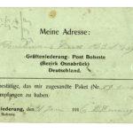 Correspondentie van Pieter Godfried Bruelemans vanuit kamp Soltau, item 5