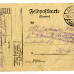 Correspondentie van Pieter Godfried Bruelemans vanuit kamp Soltau, item 8