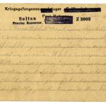 Correspondentie van Pieter Godfried Bruelemans vanuit kamp Soltau, item 17