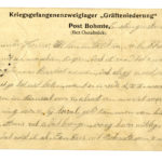 Correspondentie van Pieter Godfried Bruelemans vanuit kamp Soltau, item 19