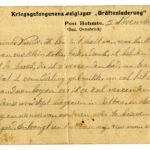 Correspondentie van Pieter Godfried Bruelemans vanuit kamp Soltau, item 23