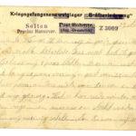 Correspondentie van Pieter Godfried Bruelemans vanuit kamp Soltau, item 25