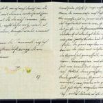 Feldpost vom Oberleutnant Hugo Protivensky an seine Frau, item 30