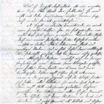 Johann Beerens erfährt in Montevideo vom Tod seines Bruders Otto