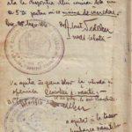 Jurnalul de cercetas al bunicului meu, Ioan Dimancescu