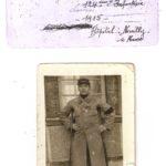 La vie du soldat Gaspard GRIVEL, item 1