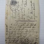 Portefeuille met persoonlijke documenten van Médard Fonteyne, item 10