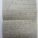 Portefeuille met persoonlijke documenten van Médard Fonteyne, item 12