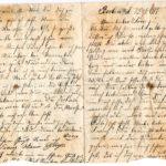 Lettre à Franz