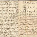Brief von Ehefrau Katharina Löffler an Lorenz L., item 1