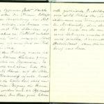 Tagebuchaufzeichnungen von Reinhold Sieglerschmidt (1), item 3