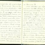 Tagebuchaufzeichnungen von Reinhold Sieglerschmidt (1), item 28