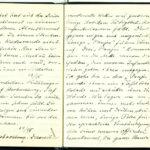 Tagebuchaufzeichnungen von Reinhold Sieglerschmidt (1), item 116