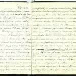 Tagebuchaufzeichnungen von Reinhold Sieglerschmidt (1), item 122