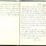 Tagebuchaufzeichnungen von Reinhold Sieglerschmidt (1), item 129