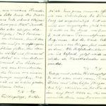 Tagebuchaufzeichnungen von Reinhold Sieglerschmidt (1), item 131