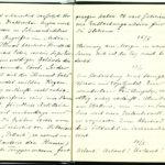 Tagebuchaufzeichnungen von Reinhold Sieglerschmidt (1), item 142