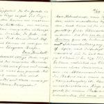 Tagebuch Reinhold Sieglerschmidt (2), item 3
